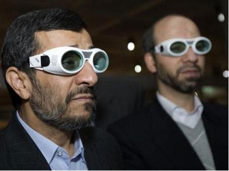 """Ahmadinejad Finally Watches """"Avatar"""""""
