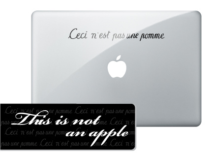 Express Your Styles - Ceci N'est Pas Une Pomme