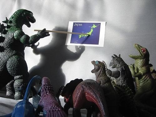 Godzilla's Class