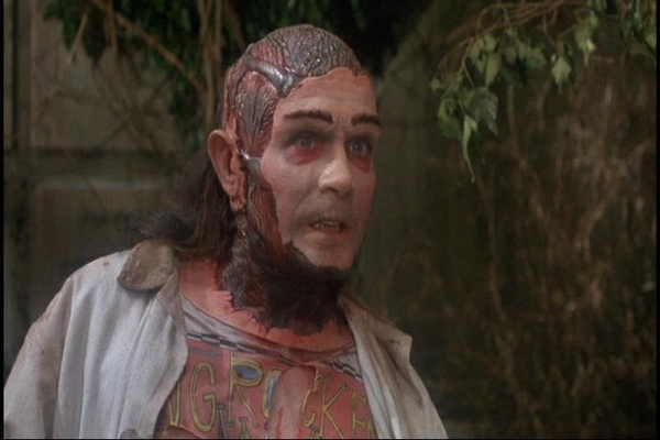 Is Michelle McGee a Part of Nightbreed (the Movie)?