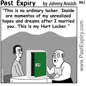 [CARTOON] The Hurt Locker