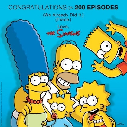 The Simpsons Are Well Spoken