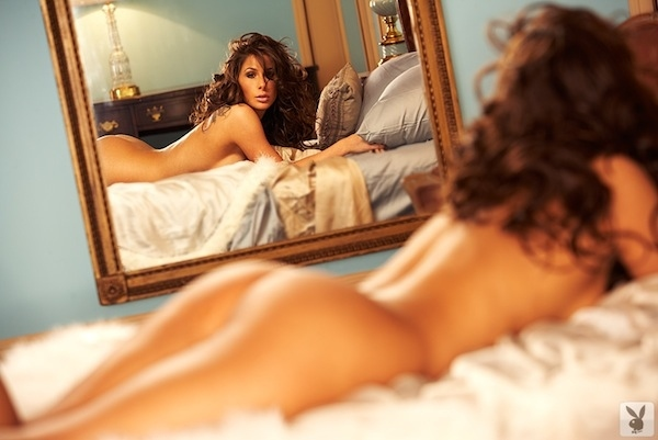 Ashley Dupre Nude Playboy Pictures (NSFW)