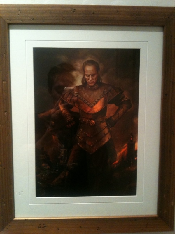 Print Your Own Vigo Painting