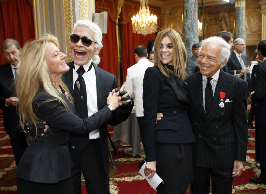 Karl Lagerfeld Is A Vicious Monster