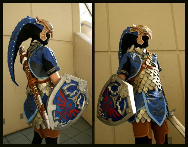 Cosplay Zora Armor