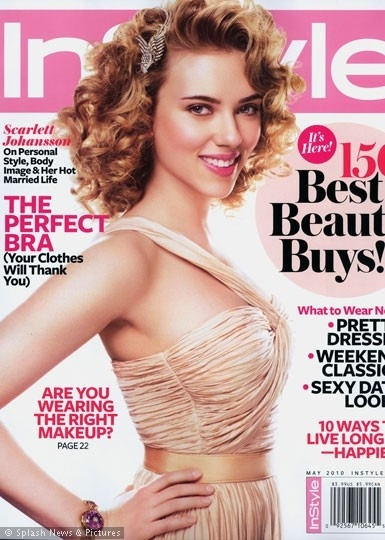 Scarlett Johansson-The Best Looking Woman in the World?