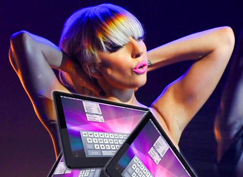 Gaga iPad Mash