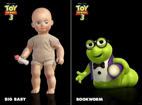 Two More Toy Story 3 Characters