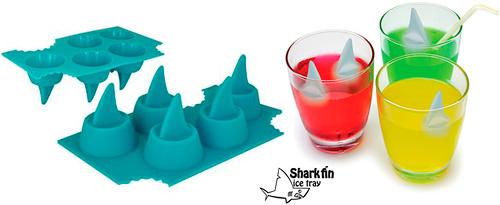 Shark Fin Ice Cubes