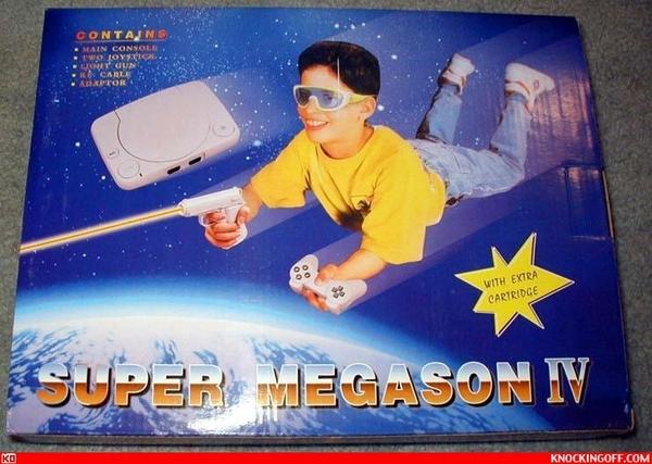 Super Megason