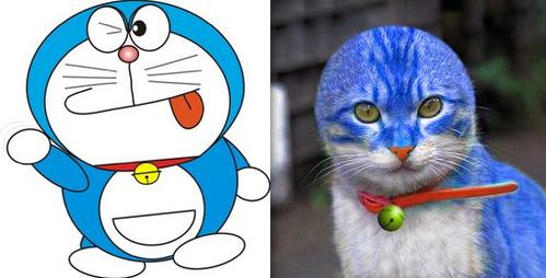 Real Life Doraemon