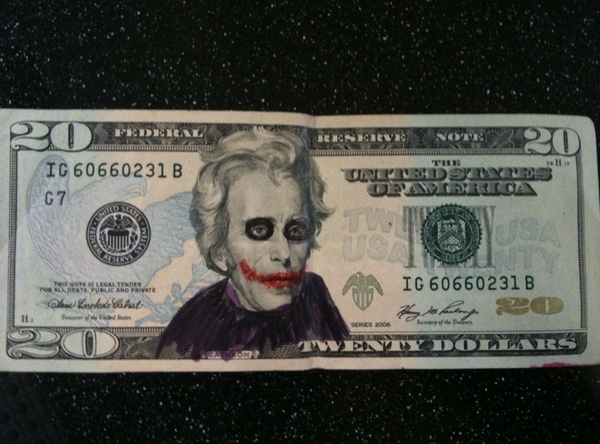 Why So Serious!?