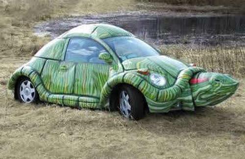 Turtlewagon