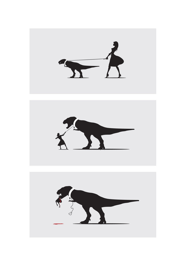 The Dangers Of Owning A Dinosaur