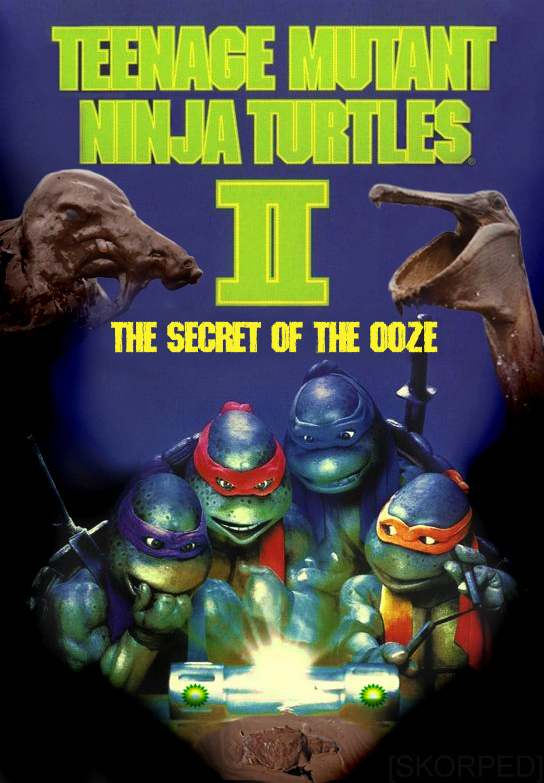The Secret of the Ooze
