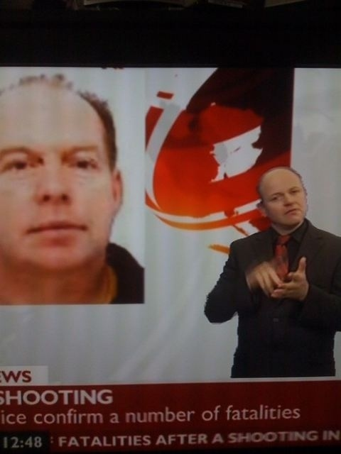 Sign Language Suspect?