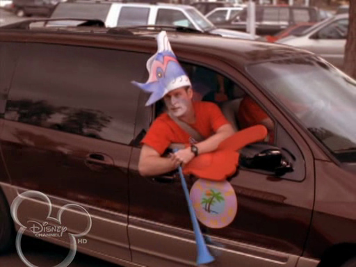 Dave Coulier With a Vuvuzela