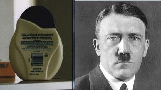 Hitler Lotion Bottle