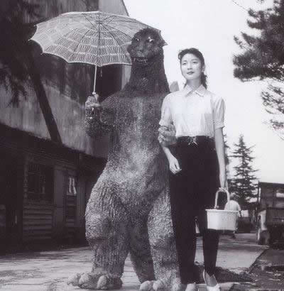 A Godzilla Afternoon