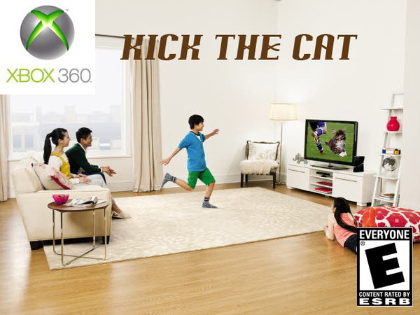 Xbox Kinect Leaked Promo Photos