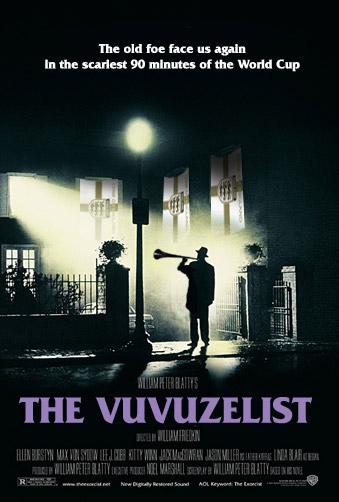 The Vuvuzelist