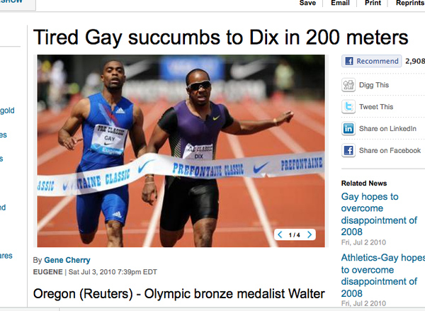 Really Reuters!?