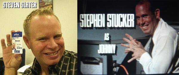 Steven Slater's Long-Lost Twin