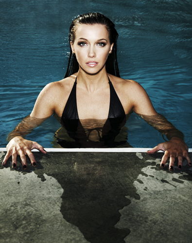 Katie Cassidy Naked Pictures Nude Photos Nip Slip Scandals
