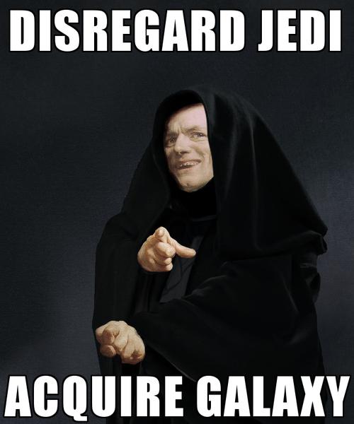 Emperor's New Slogan