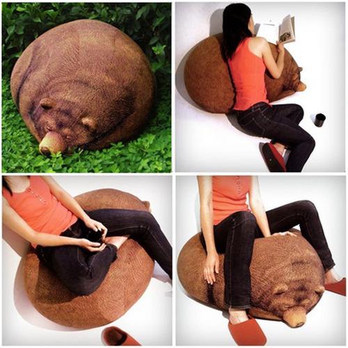 Bean Bear Chair