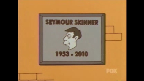 Skinner's Death Date - Coming Soon?