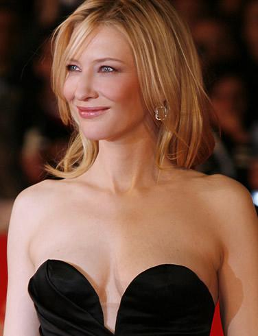 Hot: Cate Blanchett Topless Pics