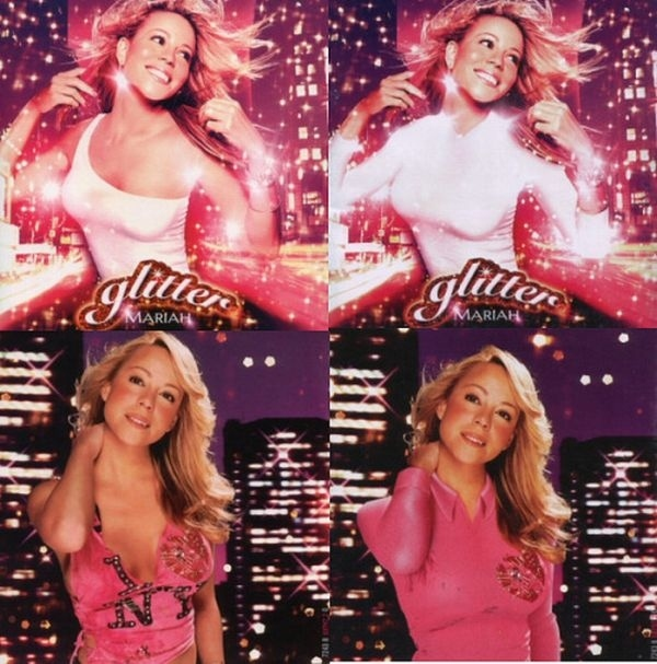 Saudia Arabia Censors Mariah Carey's Covers