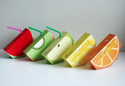 Fruit Themed Jooze Boxes