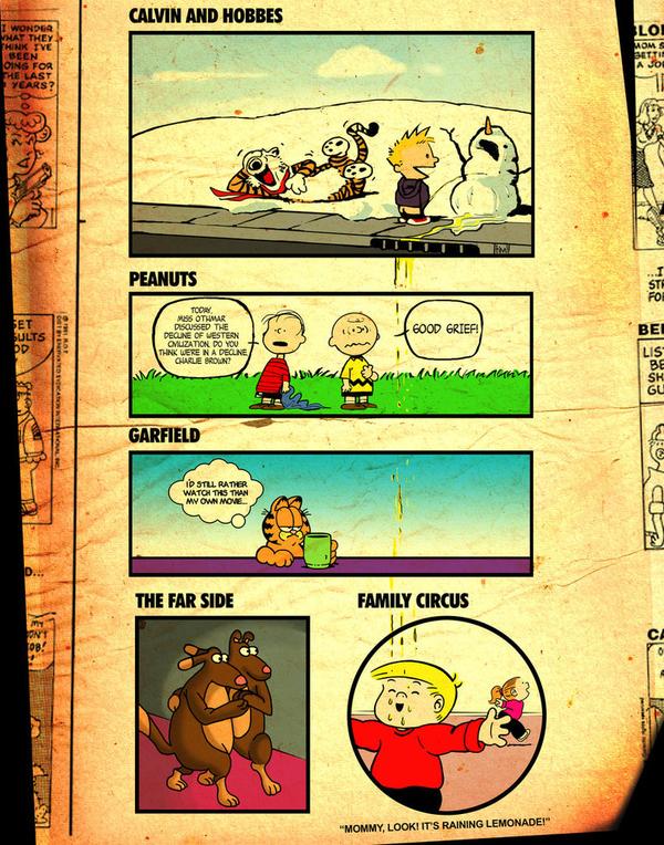 Calvin's Lemonade