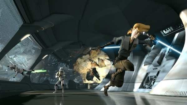 Guybrush Threepwood in Star Wars?