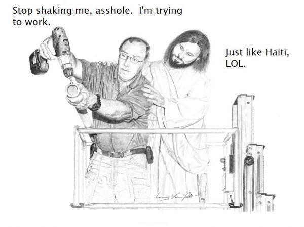 63 Hilarious STFU Jesus Comics