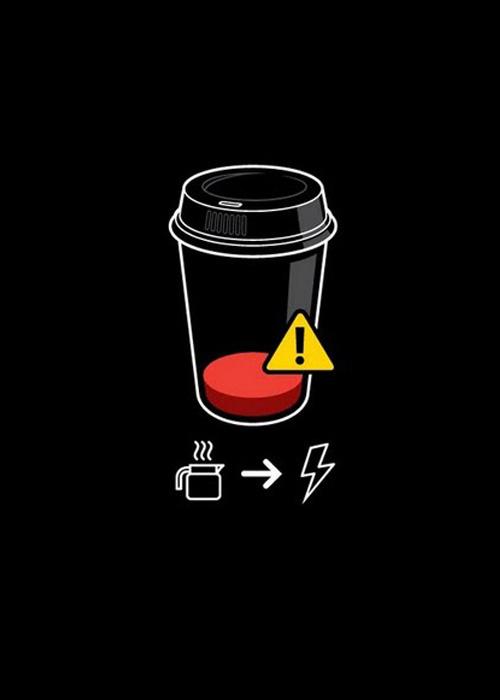 20% Coffee Warning