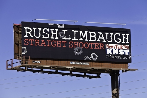 Rush Limbaugh's Subtle Hint