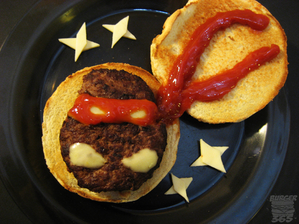Ninja Turtles Burger