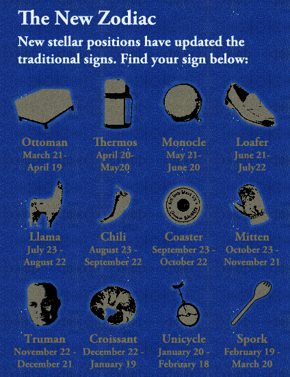 Discover Your New Zodiac Sign