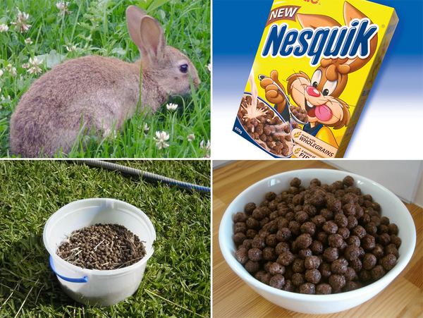 Nesquik Cereal Looks Familiar