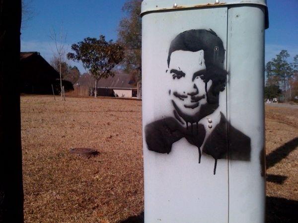Carlton Banks is Trolling Moss Bluff, Louisiana