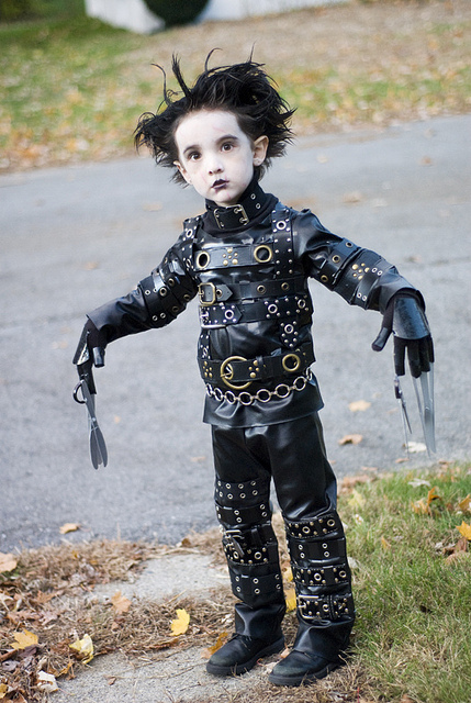 Edward Scissorhands Jr