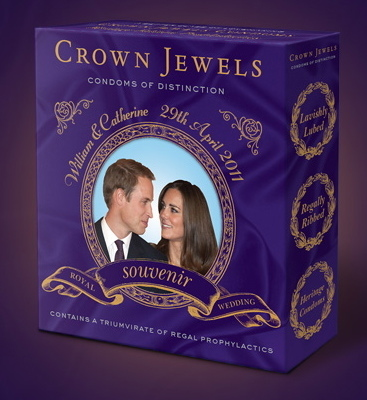 Royal Wedding Condoms