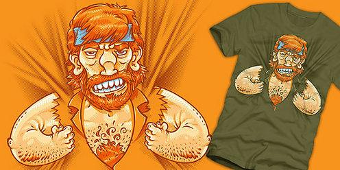 Chuck Norris Wears You!