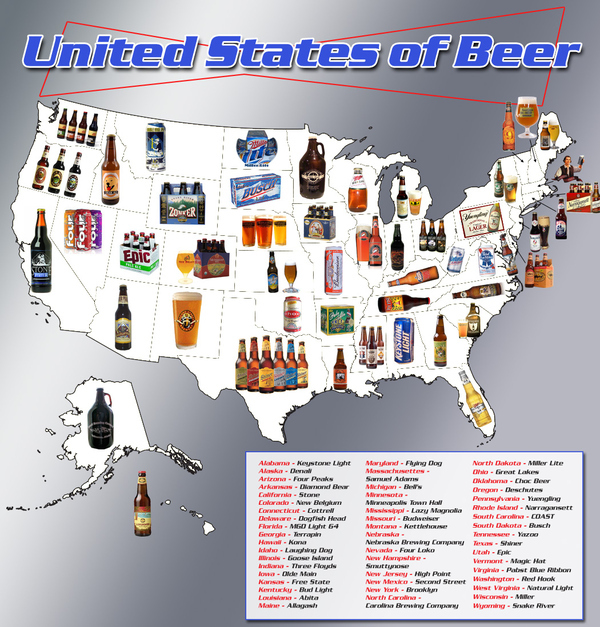 United States Of Beer