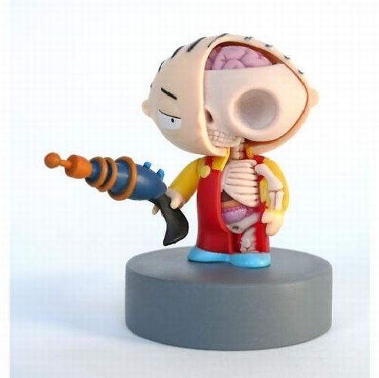 Stewie: An Anatomical Sculpt