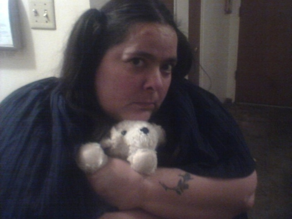She Named It Ivory. It's a Stuffed Puppy.
